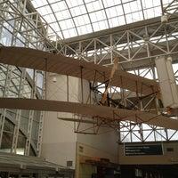 Photo taken at Dayton International Airport (DAY) by Dion H. on 10/3/2012