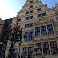 Das Foto wurde bei Leibnizhaus von Dion H. am 3/9/2014 aufgenommen