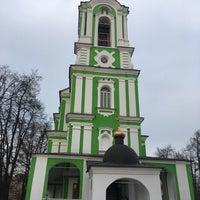 Photo taken at Храм Живоначальной Троицы На Пушкинской by Katya P. on 3/12/2017