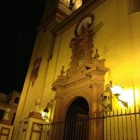 Photo taken at Parroquia de San Bernardo by Jesús Sard G. on 2/20/2013