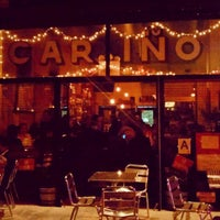 Photo taken at Cariño Restaurant and Cantina by Niki C. on 4/26/2013