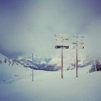 Photo taken at Piste du Chenus (2243m) by Антон Л. on 1/24/2014