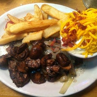 Photo taken at Texas Roadhouse by Summer A. on 10/23/2012
