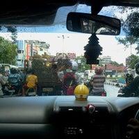 Photo taken at Perempatan POLDA by Kenny Saja on 12/18/2012