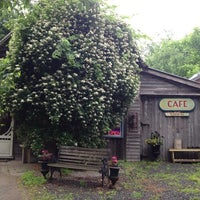 Photo taken at Saylor House Cafe by Lindsay C. on 6/28/2013