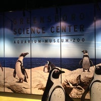 Photo taken at Greensboro Science Center by Jennifer B. on 10/18/2013