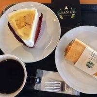 Photo taken at Starbucks Coffee 甲府店 by yoshimax on 9/24/2013