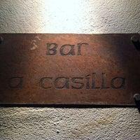 Photo taken at La Casilla by Javier F. on 8/17/2013