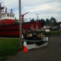 Photo taken at Fireboat No. 1 by Cheryl K. on 9/15/2012