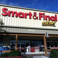 Photo taken at Smart & Final by Mason W. on 12/6/2012