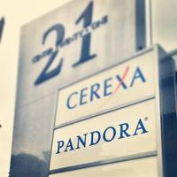 Photo taken at Pandora Media Headquarters by Taishi F. on 7/5/2013