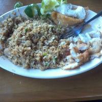 Photo taken at Mambo Seafood by Laura S. on 9/22/2012
