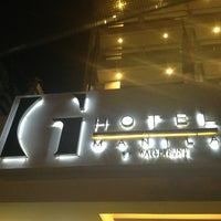 Photo taken at G Hotel Manila by Karmelle A. on 12/31/2012