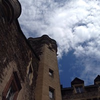 Photo taken at Chateau d'Estaing by Alex 2. on 8/1/2015