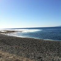 Photo taken at Atlantic Ocean by Tanya on 1/9/2013