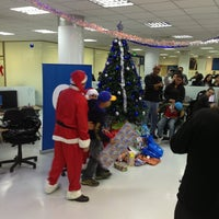 Photo taken at Site Redes Sociales Entel by Daranedach on 12/20/2012