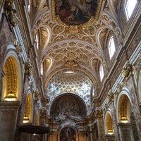 Photo taken at Chiesa di San Luigi dei Francesi by Kostis F. on 7/29/2013