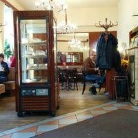 Photo taken at Cafe Raimann by Stefan on 4/18/2015