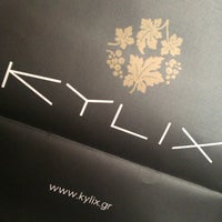 Photo taken at KYLIX by Thanasis C. on 10/5/2013