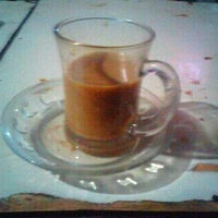 Photo taken at Horre Cafe & Resto by Muhammad A. on 1/14/2013