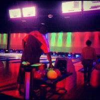 Photo taken at Bowling Stones by TC Deniz K. on 9/22/2012