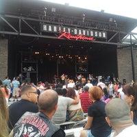 Photo taken at Henry Maier Festival Park by Lester S. on 7/8/2013