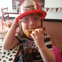 Photo taken at Firehouse Subs by Kimberly r. on 3/26/2013
