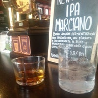 Photo taken at Marciano Pub by Marco B. on 2/14/2015