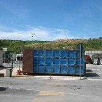 Photo taken at Centro di Multiraccolta Comunale by Aleandro on 6/23/2013