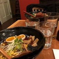 Photo taken at Zen Ramen & Sushi by Karina R. on 4/27/2018