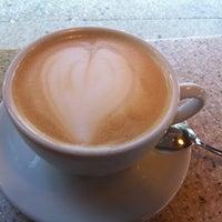 Photo taken at Lucid Cafe by Vart M. on 10/14/2012