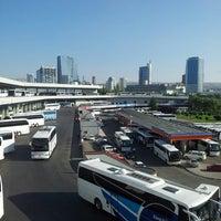 Photo taken at Ankara Inter-City Bus Terminal by Mustafa Umut K. on 7/3/2013