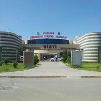 Photo taken at Diyarbakır Inter-City Bus Terminal by Mustafa Umut K. on 7/4/2013