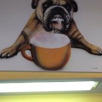 Photo taken at The Bulldog Cafe by Wayne J. on 10/17/2013