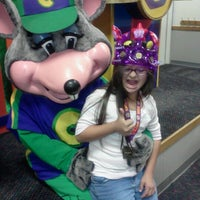 Photo taken at Chuck E. Cheese's by Adolfo G. on 11/11/2012