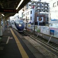 Photo taken at Keisei Yawata Station (KS16) by COIDY on 10/7/2012