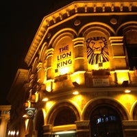Photo taken at The Lyceum Theatre by Renata G. on 3/12/2013