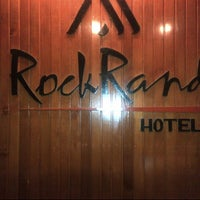 Photo taken at Rockrand Hotel by ongen h. on 3/1/2013