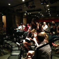 Photo taken at Comedy Works Downtown in Larimer Square by Dan V. on 7/8/2013