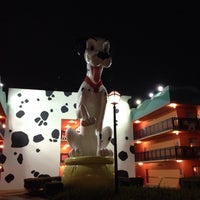 Photo taken at 101 Dalmatians Buildings by Carol S. on 3/20/2015