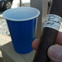 Photo taken at Humidour Cigar Shoppe by Chris P. on 4/18/2013