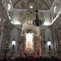Photo taken at Igreja Santa Cruz dos Militares by LPD J. on 9/24/2015