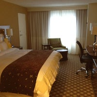 Photo taken at Chicago Marriott Naperville by Jennifer A. on 2/23/2013