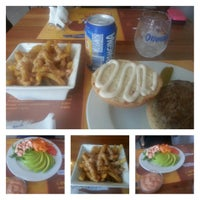 Photo taken at Aklé Fast Food by SEKA B. on 11/11/2013