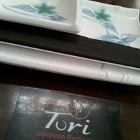 Photo taken at Restaurante Sushi Tori | 鳥 by Jean Carlo S. on 10/19/2012
