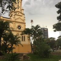 Photo taken at Praça Bebedouro by Priscila C. on 12/28/2016