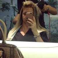 Photo taken at Kaze Hair Studio by Priscila C. on 11/7/2015