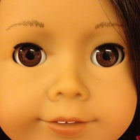 Photo taken at American Girl Place by Joe M. on 12/9/2012