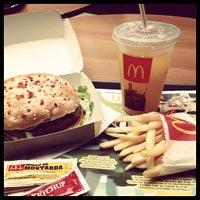 Photo taken at McDonald's by Carolina V. on 2/6/2013