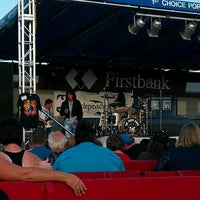 Photo taken at Ionia Fairgrounds by Teresa B. on 7/20/2013